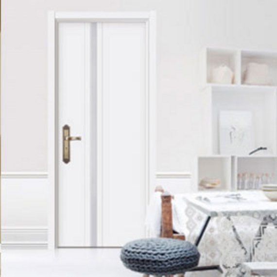 Ecological wooden door  WL-165