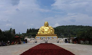 宗教工程-云南彌勒佛