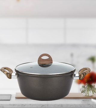 Carbon-Steel non-stick cookware