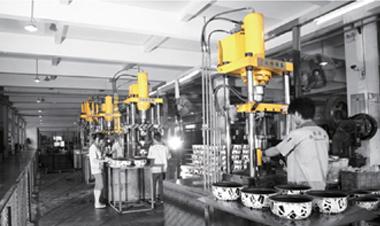 专业化的生产设备