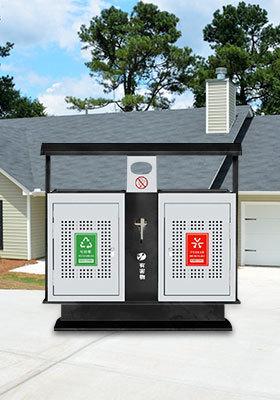 沖孔垃圾桶系列