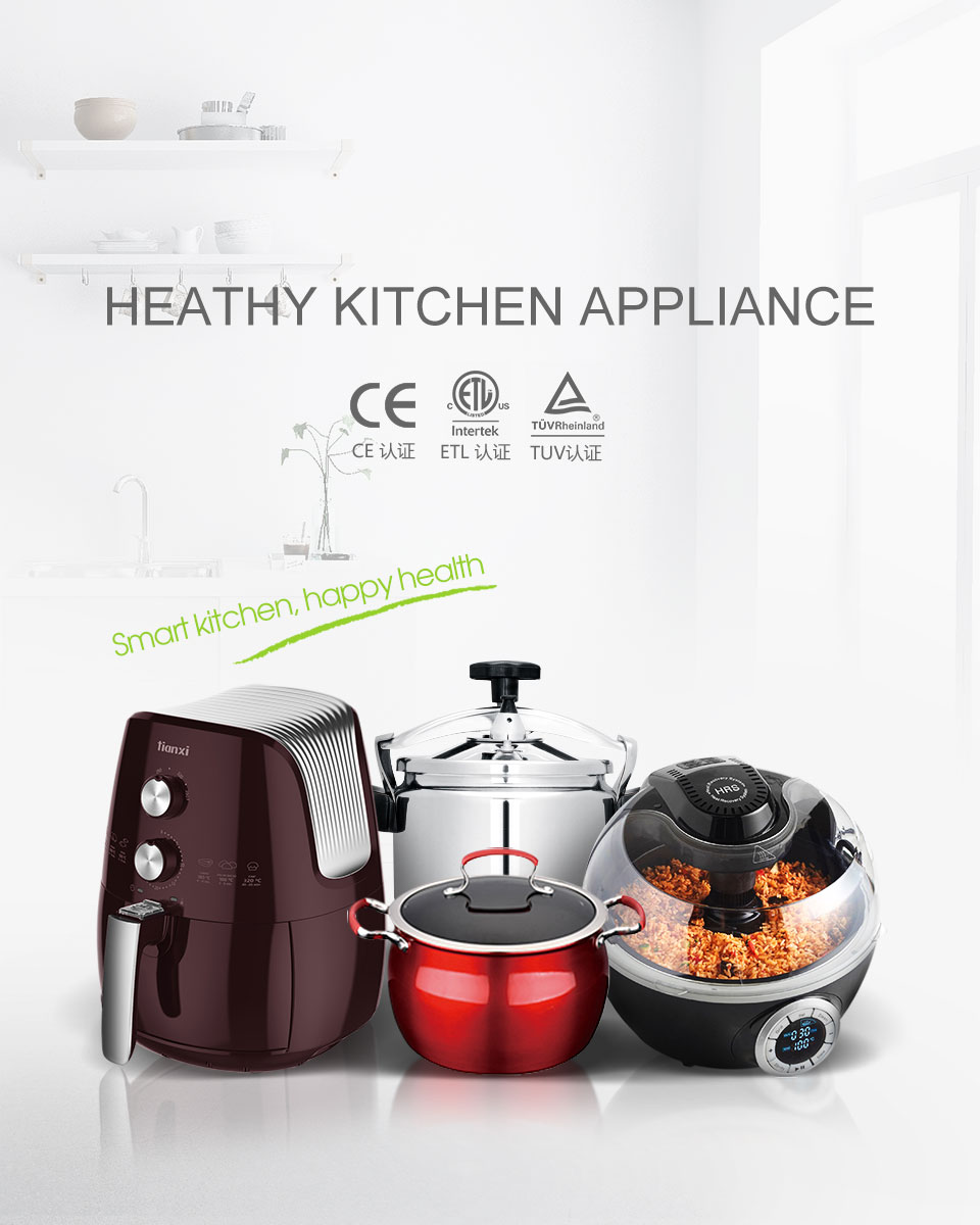 Energy saving kitcen appliances