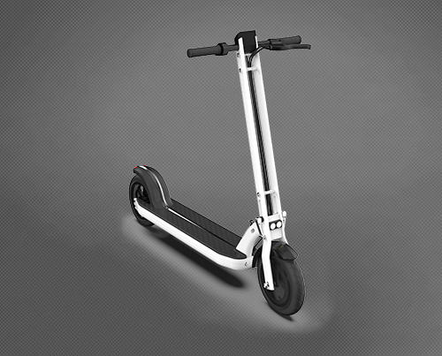 Electric scooter CJ-1305