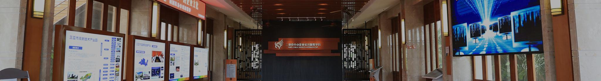 三亚信投公司宣传片