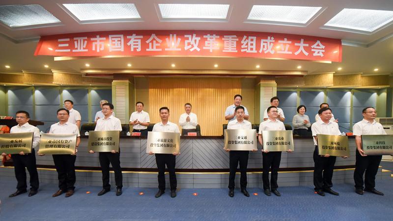 三亚科技投资集团有限公司
