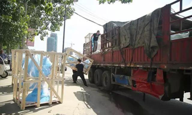 国内运输-中型货车