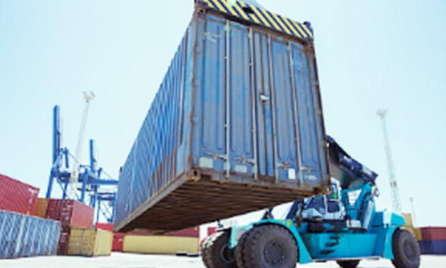 外贸出口-集装箱