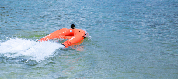Havospark Remote-Controlled Smart Lifebuoy Water Robot Hover Ark H3
