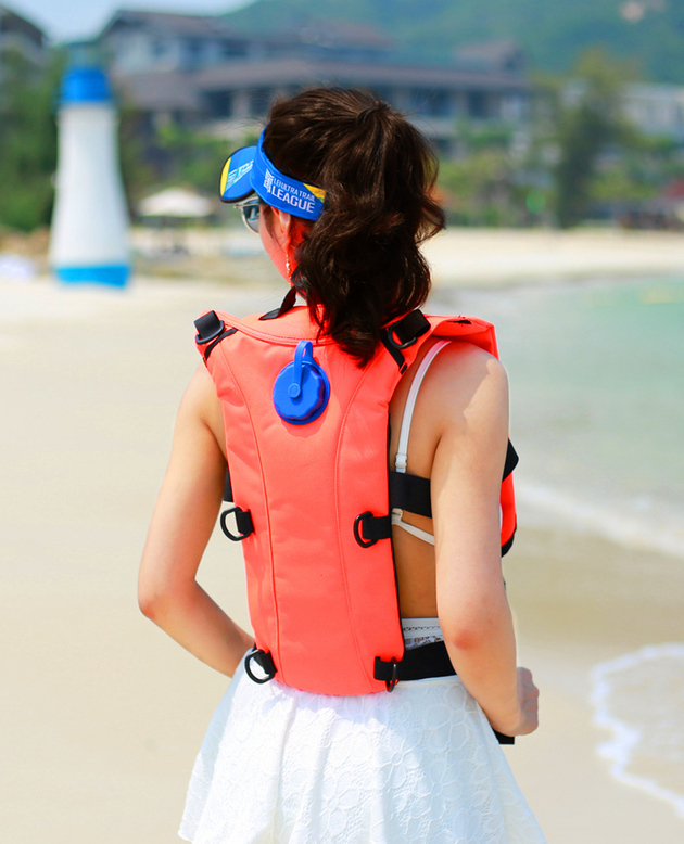Anti-drowning Backpack