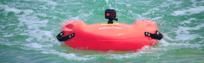 Havospark Remote-Controlled Life saving buoy Hover Ark H3
